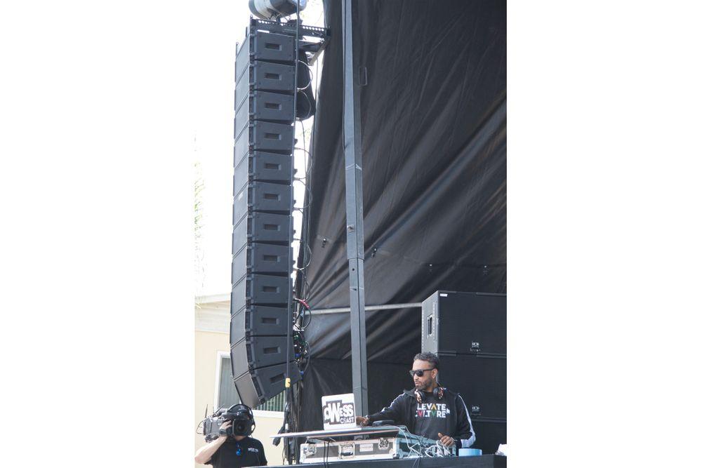 Hollywood Sound Systems & Bose ShowMatch at LA's Obama Blvd Renaming Celebration