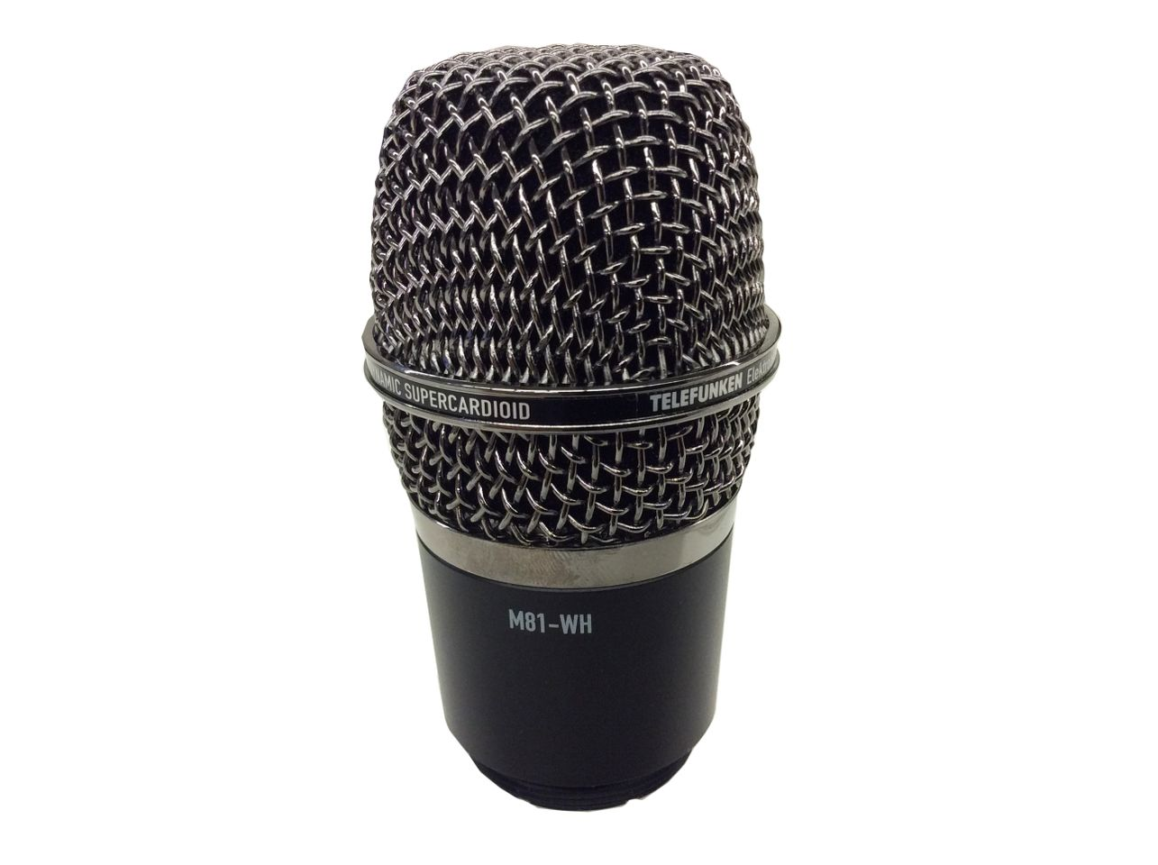 Telefunken M81-WH is available at Hollywood Sound Systems
