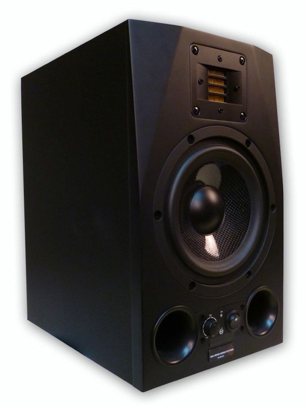 The Adam A7X Self-Powered Studio Monitor Speaker is at Hollywood Sound Systems.