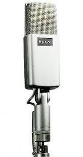 Sony C48 Dual Diaphragm Condenser Microphone