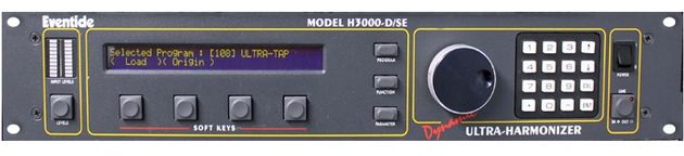 Eventide H3000SE Ultra-Harmonizer at Hollywood Sound Systems