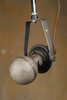 RCA BK-5B MI-11010A Uniaxial ribbon microphone with shockmount and windscreen #1.JPG