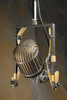 WESTERN ELECTRIC 639A multi-pattern ribbon / dynamic microphone with custom shockmount.JPG