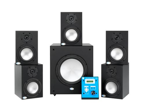 Blue Sky's SKY SYSTEM ONE is available at Hollywood Sound Systems.