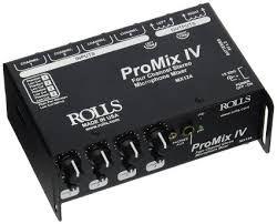 Rolls MX124 ProMix IV