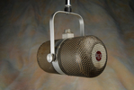 "RCA MI-10002 ""Uni-angular"" condenser microphone with wind screens installed.JPG"