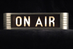 "RCA ""ON AIR"" studio warning light .JPG"