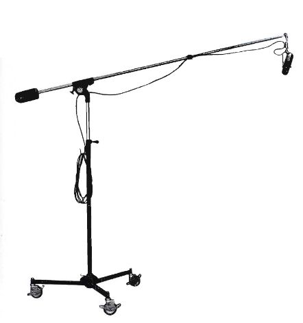 The RCA KS-3B Studio Microphone Boom Stand at Hollywood Sound Systems.