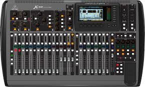 BEHRINGER X32 DIGITAL MIXER at Hollywood Sound Systems