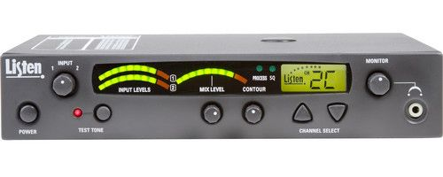 Listen LT-800-216 Stationary RF Transmitter at Hollywood Sound Systems