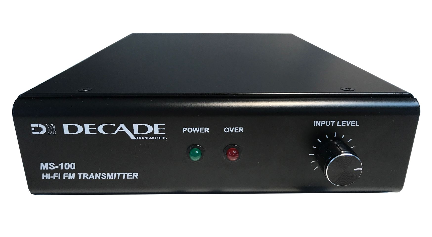 Decade MS-100  Hi-Fi FM Transmitter is available at Hollywood Sound Systems.
