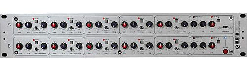 The Klark-Teknik DN-410B  Dual Channel Equalizer is at Hollywood Sound Systems