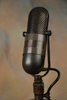 "RCA 77-B1 ""U.S. ARMY"" MI-2199 unidirectional ribbon microphone (front).JPG"