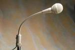 SONY ECM-53 gooseneck cardioid condenser microphone.JPG