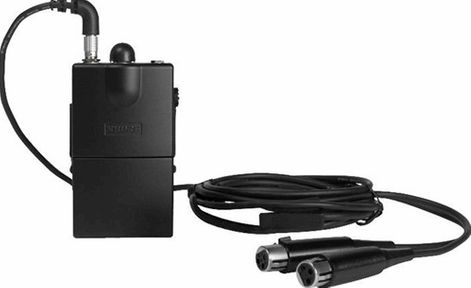 Shure P6HW Hardwired Personal In-Ear Monitor at Hollywood Sound Systems
