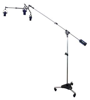 TRIAD-ORBIT DECCA TREE WITH STARBIRD SB-1 BOOM STAND