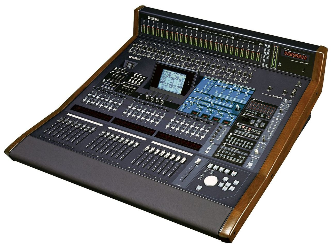 The Yamaha DM2000 Digital Production Console at Hollywood Sound Systems