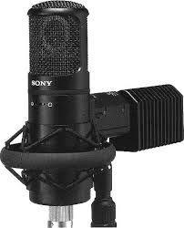 Sony C800G Tube Condenser Microphone