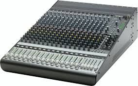 Mackie Onyx 1640 16-Channel Mixer at Hollywood Sound Systems