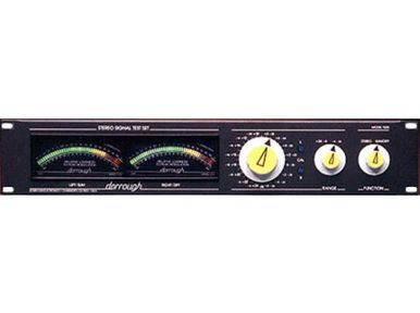 The Dorrough 1200 Stereo Signal Test Set is available at Hollywood Sound Systems.