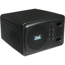 The Anchor AN-1000X portable powered speaker monitor is at Hollywood Sound Systems.