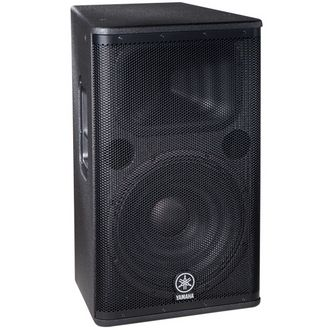 The Yamaha DSR115 Active Loudspeaker is at Hollywood Sound Systems.
