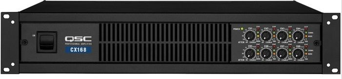 QSC CX168 8-Channel Power Amplifier