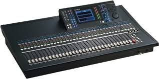 Yamaha LS9-32 Digital Mixing Console at Hollywood Sound Systems