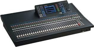 Yamaha LS9-32 Digital Mixing Console at Hollywood Sound Systems