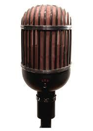 """The ALTEC 639 """"BIRDCAGE"""" CARDIOID RIBBON MICROPHONE at Hollywood Sound Systems"""