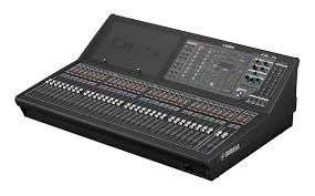 The Yamaha QL5 Digital Mixing Console at Hollywood Sound Systems