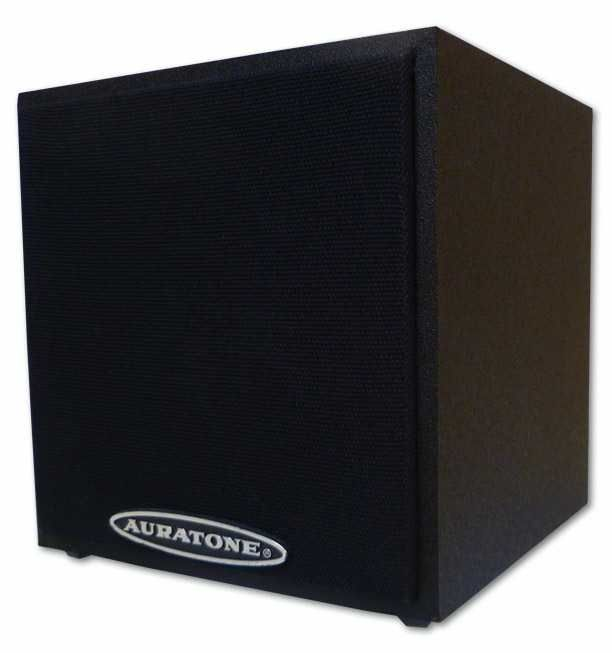 The Auratone 5C Super Sound Cube is at Hollywood Sound Systems.