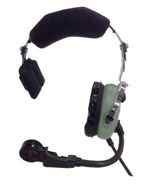 David Clark Company Pro-Audio Single-Ear Headset at Hollywood Sound Systems