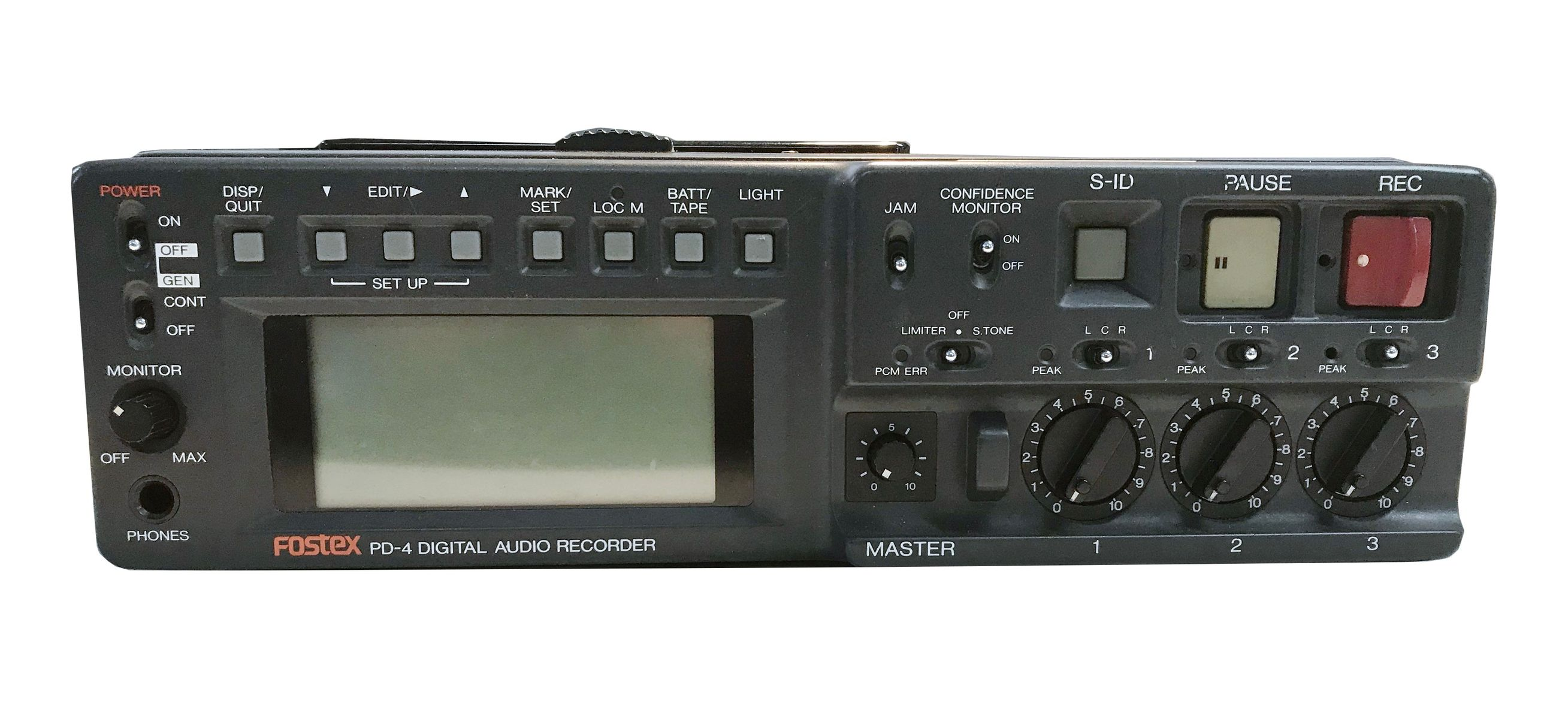 FOSTEX PD-4 Digital Audio Recorder is at Hollywood Sound Systems.