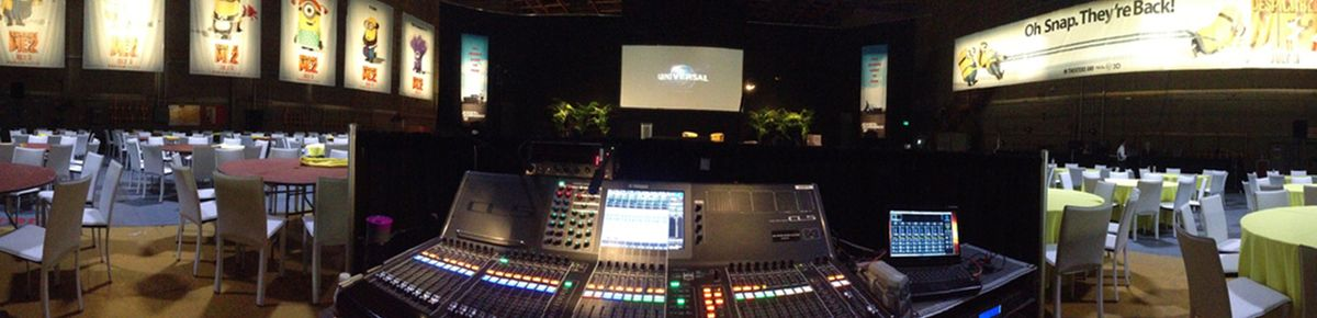 Hollywood Sound Systems - Pro Audio Solutions, Sales, Rentals