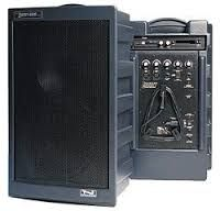 The Anchor Audio Liberty MPB-4500 Portable PA System is at Hollywood Sound Systems.