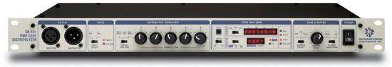 Brainstorm SR-15 Timecode Analyzer at Hollywood Sound Systems