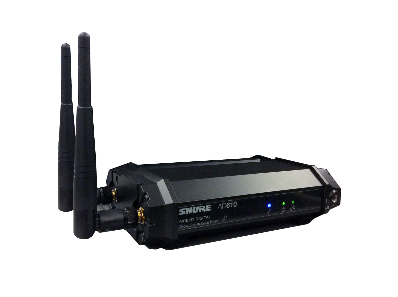 Shure Axient Digital AD610 ShowLink Access Point is available for rental at Hollywood Sound Systems.