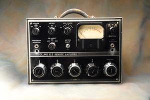 "COLLINS 12Z ""remote amplifier"" tube mixer.JPG"
