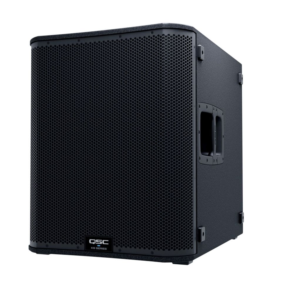 QSC KS118 Subwoofer at Hollywood Sound Systems