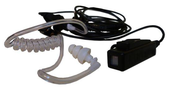 Motorola PMLN4606A Surveillance Kit at Hollywood Sound Systems