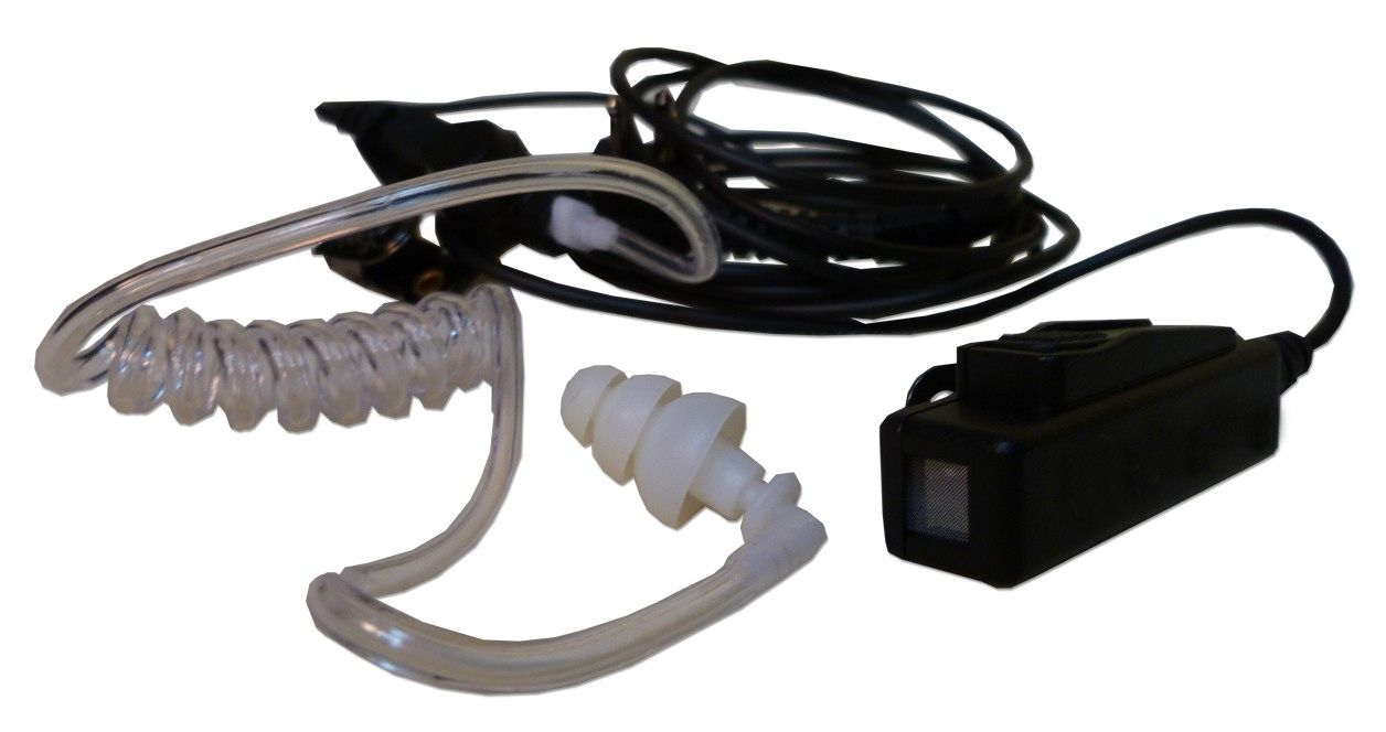 Motorola PMLN4606A Surveillance Kit at Hollywood Sound Systems