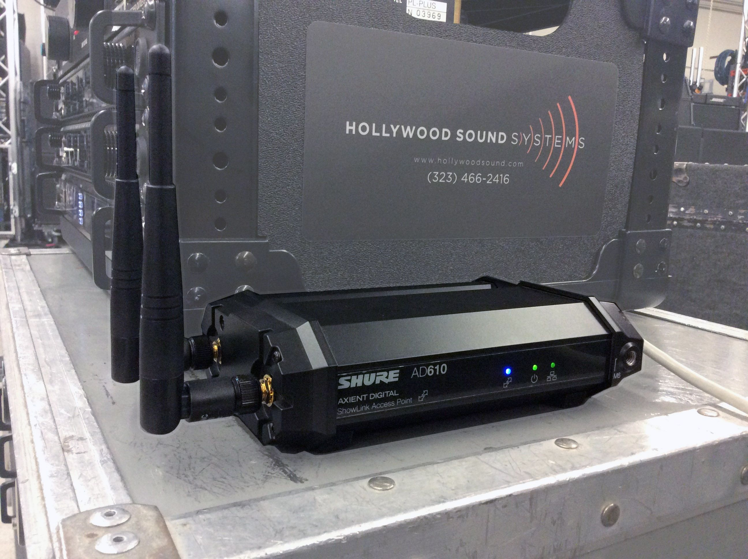 AD610 Diversity ShowLink™ Access Point at Hollywood Sound Systems