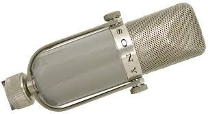 Sony C-37A Tube Condenser Microphone at Hollywood Sound Systems