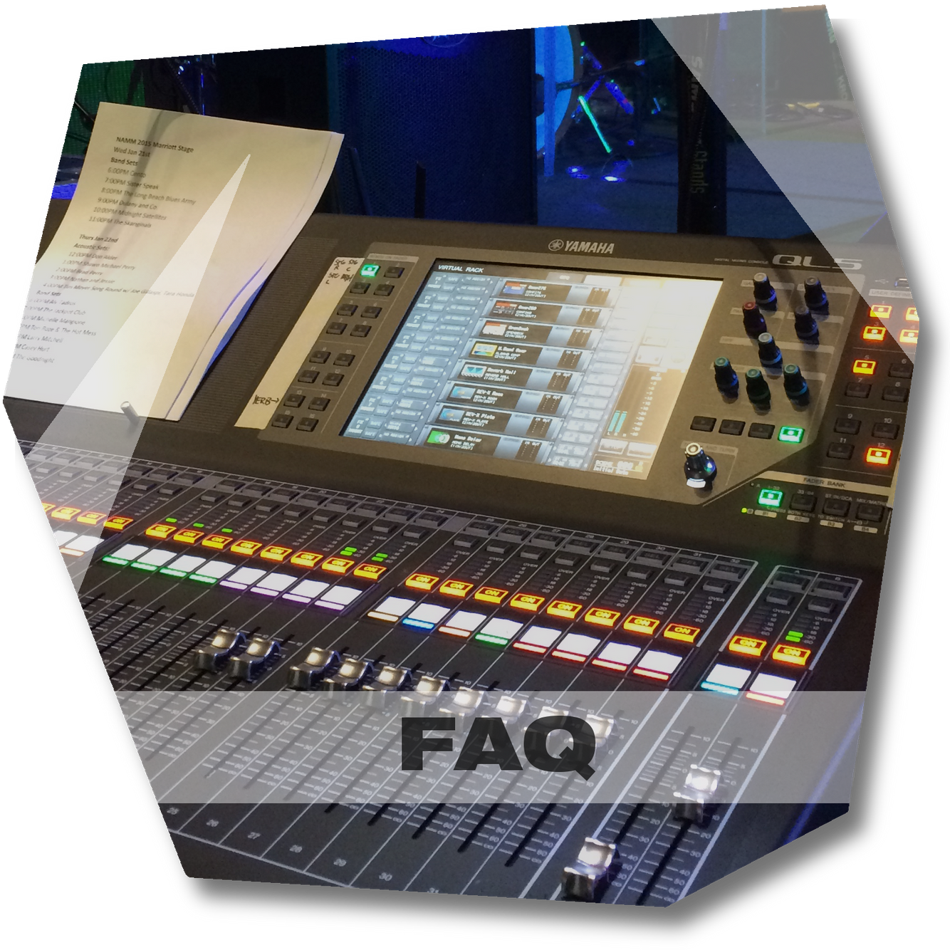Hollywood Sound Systems - FAQ