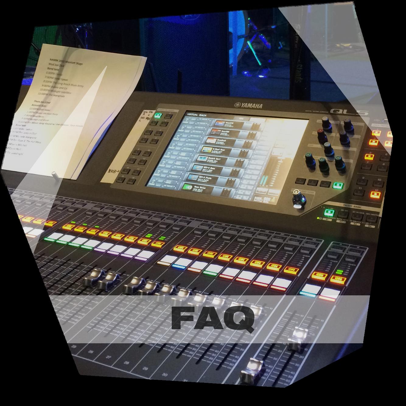Hollywood Sound Systems - FAQ