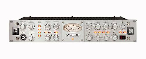 The Avalon VT737sp Tube Channel Strip is at Hollywood Sound Systems.