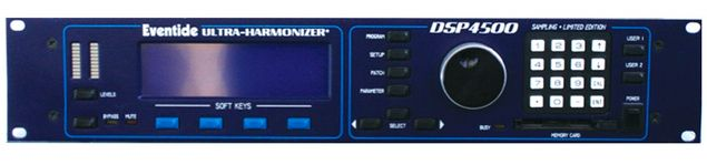 Eventide DSP4500 Ultra-Harmonizer at Hollywood Sound Systems