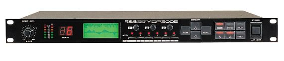 Yamaha YDP2006 Digital Parametric Equalizer at Hollywood Sound Systems