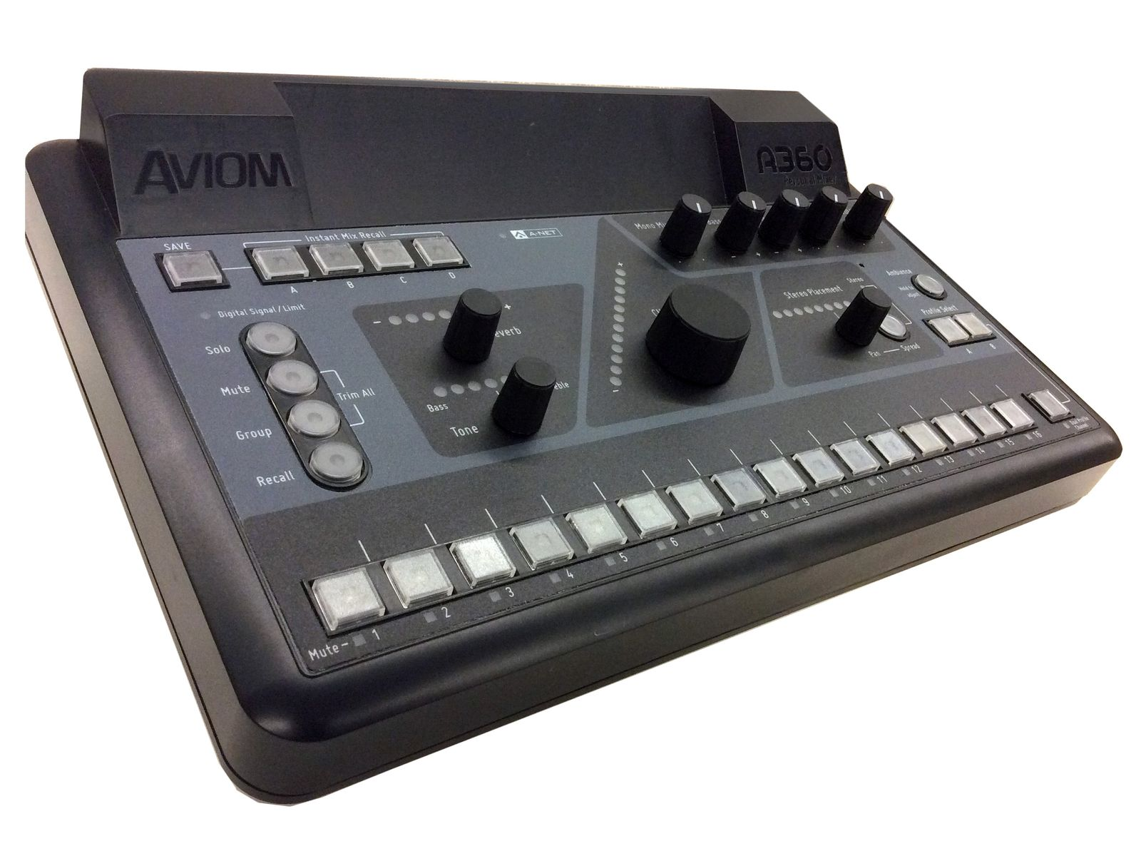 Aviom A360 Personal Mixer at Hollywood Sound Systems